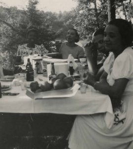 Picnic in Rondo, approximately 1920-1940